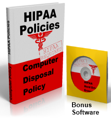 HIPAA Computer Disposal Procedure