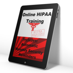 Online  Training for HIPAA