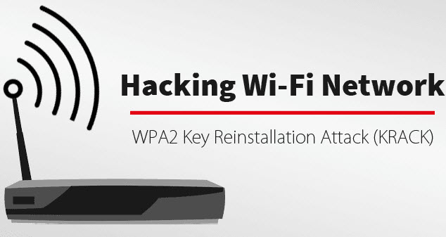 A Krack in Your WiFi
